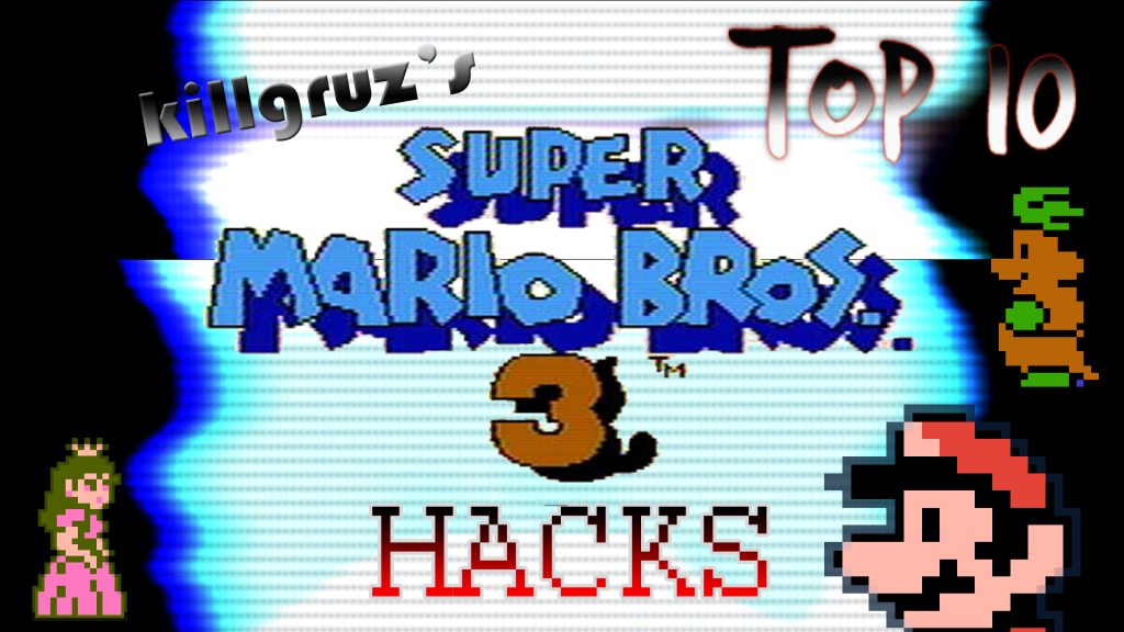 Top TEN SMB3 HACKS