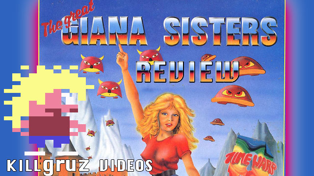 Great Giana Sisters Review